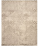 RugStudio presents Safavieh Tunisia TUN1911-KMK Ivory Machine Woven, Better Quality Area Rug