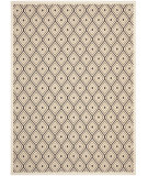 RugStudio presents Safavieh Veranda Ver003-212 Cream / Chocolate Machine Woven, Good Quality Area Rug