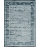 RugStudio presents Safavieh Vintage Vtg261b Light Blue / Dark Blue Area Rug