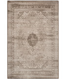 RugStudio presents Safavieh Vintage Vtg264a Beige / Light Brown Area Rug