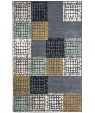 RugStudio presents Safavieh Wyndham Wyd316a Grey / Multi Hand-Tufted, Better Quality Area Rug