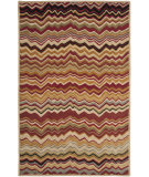 RugStudio presents Safavieh Wyndham Wyd317b Red / Multi Hand-Tufted, Better Quality Area Rug
