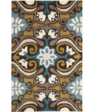 RugStudio presents Safavieh Wyndham Wyd327a Blue / Multi Hand-Tufted, Better Quality Area Rug