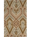 RugStudio presents Safavieh Wyndham Wyd373a Brown / Ivory Hand-Tufted, Better Quality Area Rug