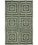 RugStudio presents Safavieh Wyndham Wyd375b Sage Hand-Tufted, Better Quality Area Rug