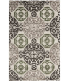 RugStudio presents Safavieh Wyndham Wyd376b Ivory / Brown Hand-Tufted, Better Quality Area Rug