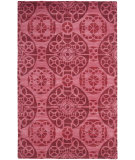 RugStudio presents Safavieh Wyndham Wyd376c Red Hand-Tufted, Better Quality Area Rug