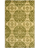 RugStudio presents Safavieh Wyndham Wyd376l Honey / Green Hand-Tufted, Better Quality Area Rug