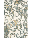 RugStudio presents Safavieh Wyndham Wyd377c Ivory / Multi Hand-Tufted, Better Quality Area Rug