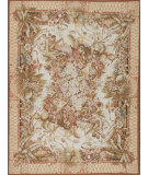 RugStudio presents Samad Aubusson 112964 Flat-Woven Area Rug