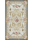 RugStudio presents Samad Aubusson 112976 Flat-Woven Area Rug
