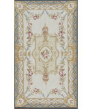 RugStudio presents Samad Aubusson 113004 Flat-Woven Area Rug