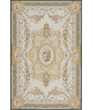 RugStudio presents Samad Aubusson 113008 Flat-Woven Area Rug