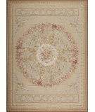 RugStudio presents Samad Aubusson 113134 Flat-Woven Area Rug