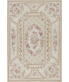 RugStudio presents Samad Aubusson 113142 Flat-Woven Area Rug