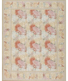 RugStudio presents Samad Aubusson 113214 Flat-Woven Area Rug