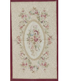 RugStudio presents Samad Aubusson 118252 Flat-Woven Area Rug