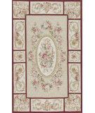 RugStudio presents Samad Aubusson 118263 Flat-Woven Area Rug