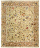 RugStudio presents Samad Sovereign Alexander wheat/coffee Hand-Knotted, Best Quality Area Rug