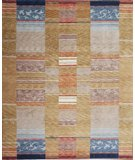 RugStudio presents Samad Plateau Blue Ridge Hand-Knotted, Good Quality Area Rug