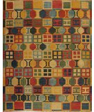 RugStudio presents Samad Sunrise Bonita Flat-Woven Area Rug