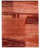 RugStudio presents Samad Plateau Bryce Hand-Knotted, Good Quality Area Rug