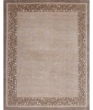 RugStudio presents Samad Presidential Buchanan Taupe Hand-Knotted, Good Quality Area Rug