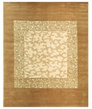 RugStudio presents Samad Presidential Cleveland Fawn Hand-Knotted, Good Quality Area Rug