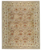 RugStudio presents Samad Cote D'Azur Elysee fawn/light gold Hand-Knotted, Best Quality Area Rug