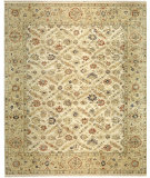 RugStudio presents Samad Sovereign Empress cream/camel Hand-Knotted, Best Quality Area Rug