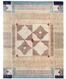 RugStudio presents Samad Plateau Himalaya Hand-Knotted, Good Quality Area Rug
