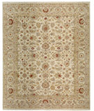 RugStudio presents Samad Sovereign Isabella ivory/cream Hand-Knotted, Best Quality Area Rug