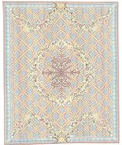 RugStudio presents Samad Highland Needleworks Maclaren Needlepoint Area Rug