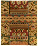 RugStudio presents Samad Sunrise Meadow Flat-Woven Area Rug