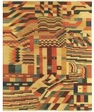 RugStudio presents Samad Sunrise Mesa Flat-Woven Area Rug