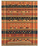 RugStudio presents Samad Sunrise Mohave Flat-Woven Area Rug