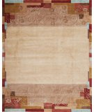 RugStudio presents Samad Presidential Monroe Multi Hand-Knotted, Good Quality Area Rug