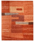 RugStudio presents Samad Plateau Nilgiri Hand-Knotted, Good Quality Area Rug