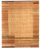 RugStudio presents Samad Plateau Rainbow Hand-Knotted, Good Quality Area Rug