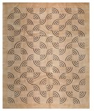 RugStudio presents Samad Presidential Stevenson Blush Hand-Knotted, Good Quality Area Rug