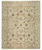 RugStudio presents Samad Cote D'Azur St. Raphael Beige/Beige Hand-Knotted, Best Quality Area Rug