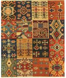 RugStudio presents Samad Sunrise Sundance Flat-Woven Area Rug