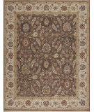 RugStudio presents Samad Sovereign Tara mushroom/ivory Hand-Knotted, Best Quality Area Rug