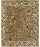 RugStudio presents Samad Cote D'Azur Toulon Mushroom/Ivory Hand-Knotted, Best Quality Area Rug