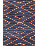 RugStudio presents Samad Navajo TS-12 Purple Flat-Woven Area Rug