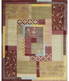 RugStudio presents Samad Presidential Tyler Multi Hand-Knotted, Good Quality Area Rug