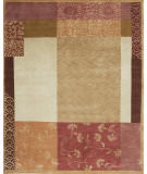 RugStudio presents Samad Presidential Van Buren Multi Hand-Knotted, Good Quality Area Rug