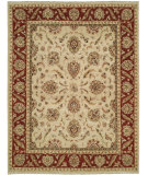 RugStudio presents Shalom Brothers Royal Zeigler Rzm-Sl3 Rust/Beige Hand-Knotted, Best Quality Area Rug