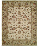 RugStudio presents Shalom Brothers Royal Zeigler Rzm-Sl57 Beige Hand-Knotted, Best Quality Area Rug