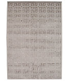 RugStudio presents Shalom Brothers Broadway B-3a Ivory-Beige Silk Hand-Knotted, Best Quality Area Rug